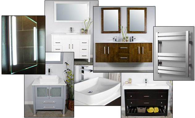 aking stunning bathrooms affordable
