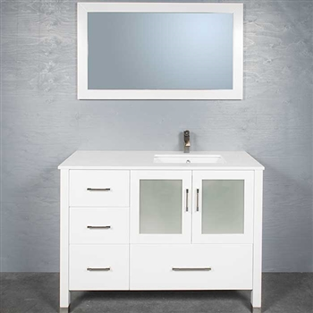 48 Inch Traditional Style Bath Vanity